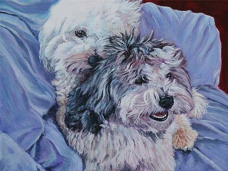 Barney and Wally by Wendy Whiteside