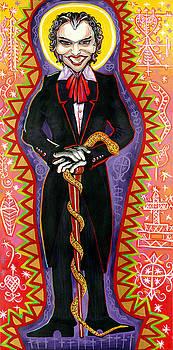 Baron Samedi by Mardi Claw