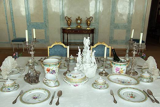 Ramunas Bruzas - Baroque Style Dinner