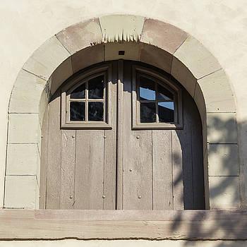 Barrage Vauban Doors Squared by Teresa Mucha