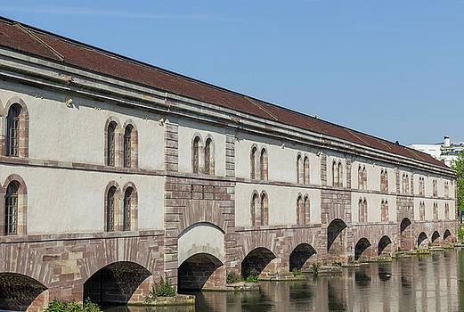 Barrage Vauban by Teresa Mucha