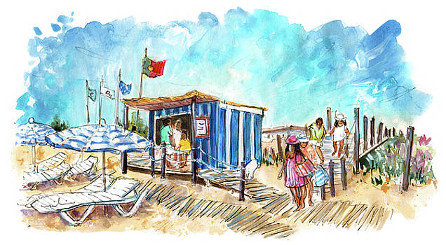 Miki De Goodaboom - Barril Beach 05
