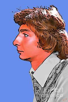 Barry Manilow Collection - 1 by Sergey Lukashin
