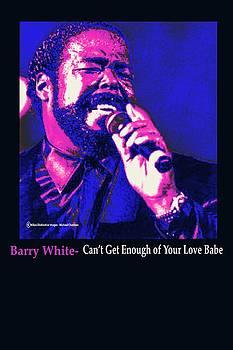 Barry White by Michael Chatman