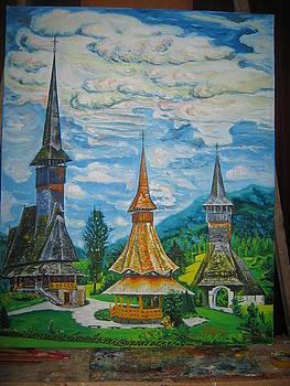 Barsana by Gicu Serban