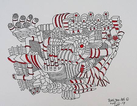Bartjan-ink 2016-12-17 by Bart jan Beltman
