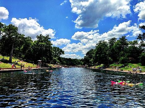 Barton Springs by Things To Do In Austin Texas