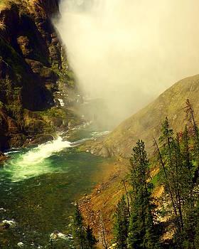 Marty Koch - Base of the Falls 2