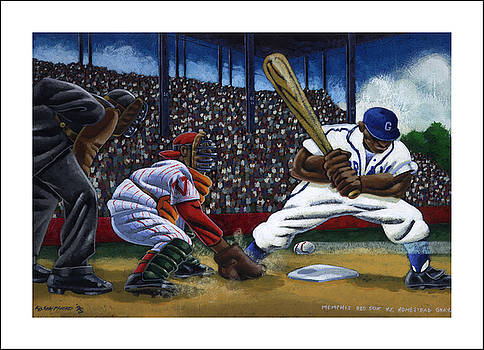 Baseball Game by Keith Shepherd