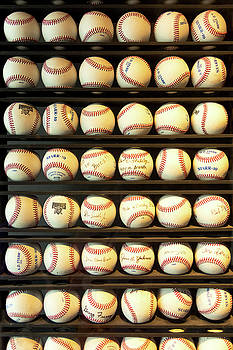 Mike Savad - Baseball - You have got some balls there