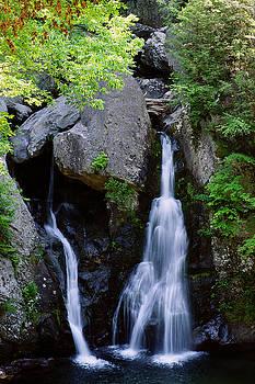 Bash Bish Falls by Bill Morgenstern