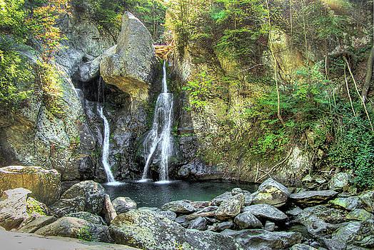 BashBish Falls by Betsy Zimmerli