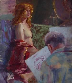 Basheeba, Waiting by Irena Jablonski
