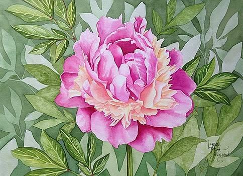 Bashful Beauty by Lynne Hurd Bryant