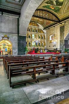 Adrian Evans - Basilica Minore del Santo Nino