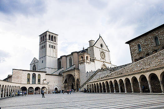 Lisa Lemmons-Powers - Basilica of Saint Francis of Assisi