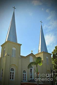 Jost Houk - Basilica of Saint Mary Star of the Sea