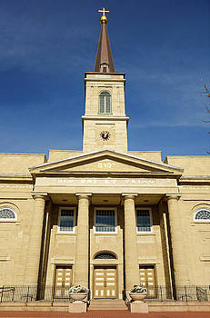 Robert Meyers-Lussier - Basilica of St Louis Study 1