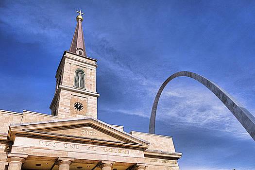 Robert Meyers-Lussier - Basilica of St Louis Study 2