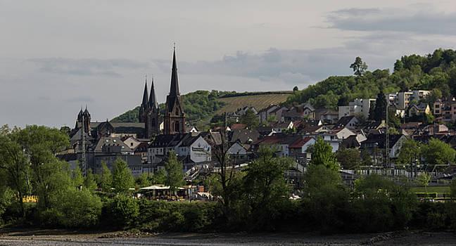 Teresa Mucha - Basilica St Martin Bingen Germany
