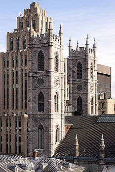 Basilicia Montreal Notre Dame by For Ninety One Days