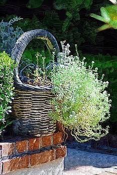 DONNA BENTLEY - Basket Full of Flowers