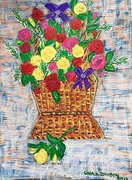 Gina Nicolae Johnson - Basket of love