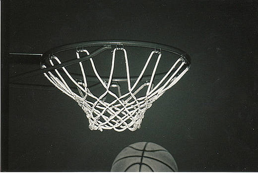 Basket Time Caught by Sabirah Lewis