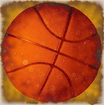 Basketball Artwork by Meliha HIZLI