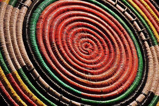 Basketry Color by Grace Dillon