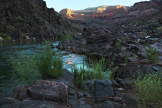 Bass Canyon Sunrise by Mike Buchheit