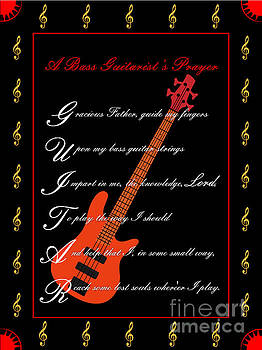 Bass Guitar_1 by Joe Greenidge