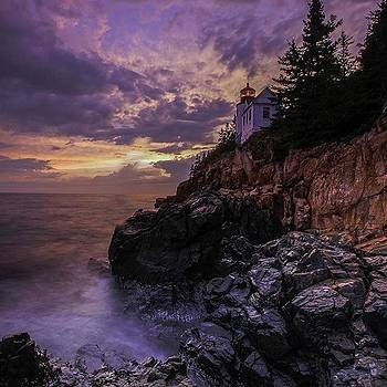 Bass Harbor Light - by Juergen Roth