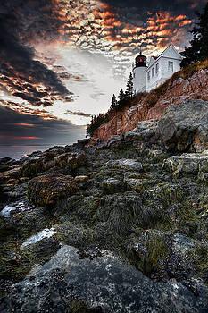 Bass Harbor Light by Neil Shapiro