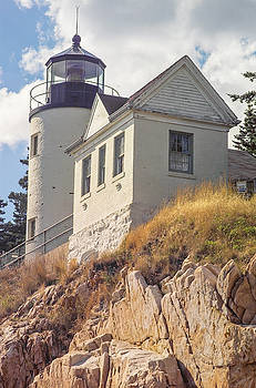 Bass Harbor Light Photo by Peter J Sucy