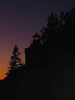 Juergen Roth - Bass Harbor Lighthouse