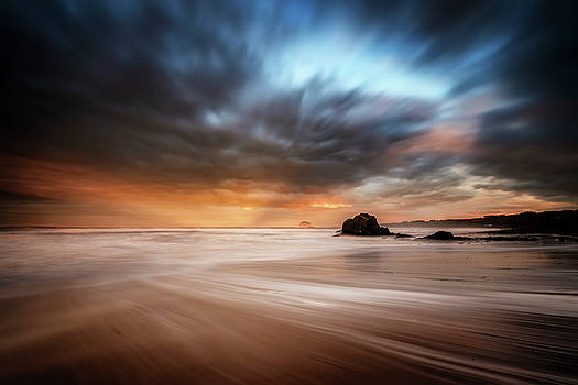 Scott Masterton - Bass Rock Storm