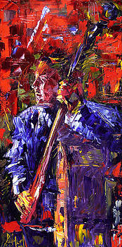 Bass Walk-up by Debra Hurd
