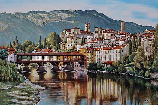 Bassano del Grappa by Andy Lloyd