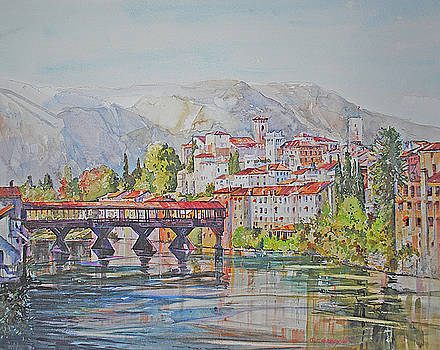 Bassano del Grappa by P Anthony Visco