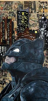 Bat Of Gotham  by Anthony Jensen
