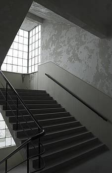 Michael Rutland - Bata Shoe Factory Stair Case