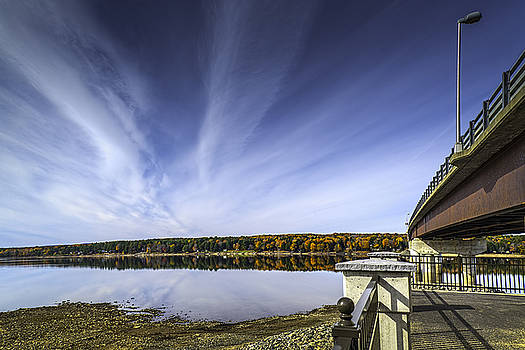 Batchellerville Colors at Sacandaga by Ray Summers Photography