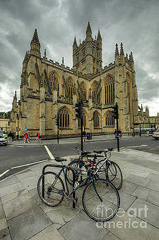 Yhun Suarez - Bath Abbey 2.0