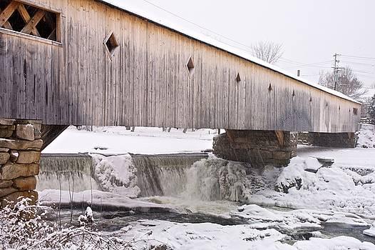Bath Covered Bridge by James Walsh