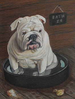 Bath Five Cents by Angela Finney