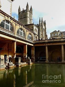 Bath by Gerald Greenwood