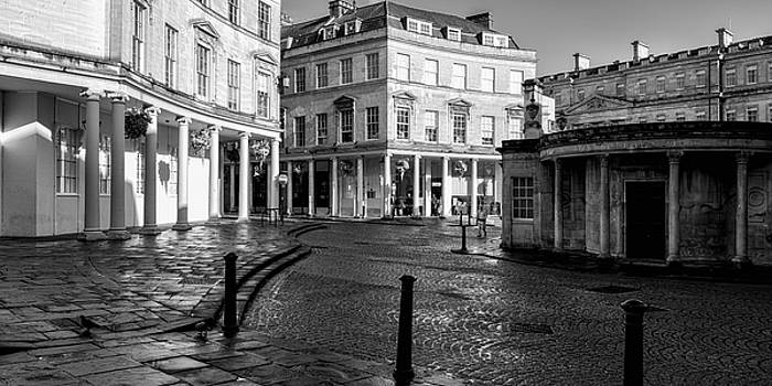 Bath Spa by Trevor Wintle