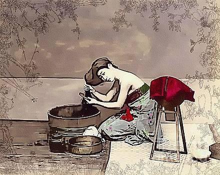 Bathing Beauty of Japan by Ian Gledhill