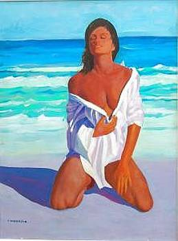 Bathing Beauty by Perry  Rubenstein